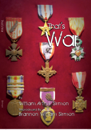 That's War Cover